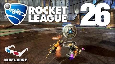 Video - Rocket League 3v3 Ranked