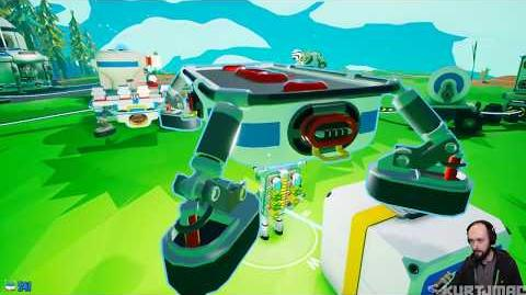 ASTRONEER 1.0 Gameplay - E10 - Pain in the Crevasse