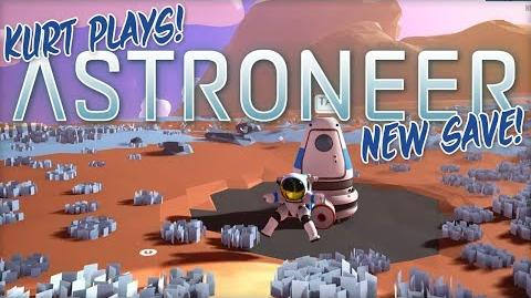 ASTRONEER The Return - 1 - Let there be Light Sticks!