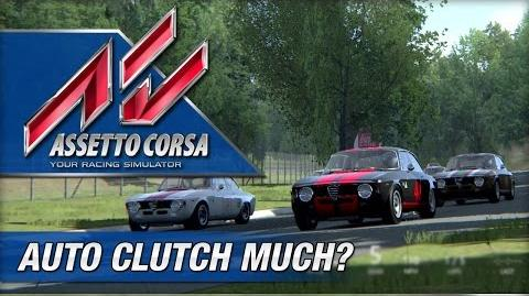 Assetto Corsa - Automatic Clutch is not so Automatic