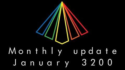 The PRISM Network Monthly Update for January 3200