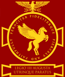 LegioIII Emblem