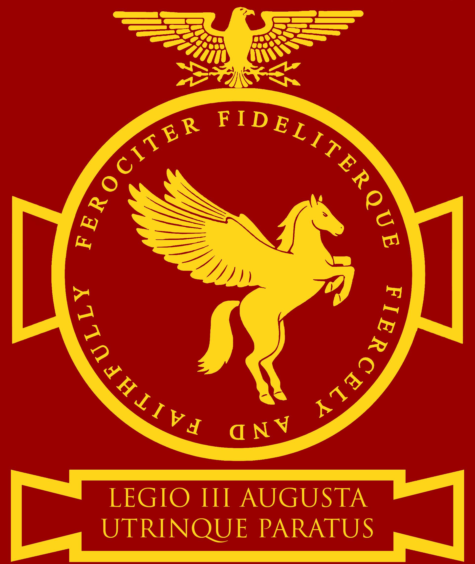 Αποτέλεσμα εικόνας για iii augusta legion