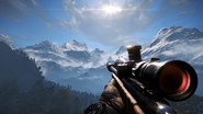 FC4 Predator First-Person View