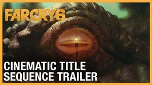 Far Cry 6 Cinematic Title Sequence Trailer UbiFWD July 2020 Ubisoft NA