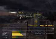 Fc5 weapon m249mil scopes reflex