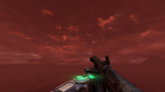 FC3BD Flamer Zoomed View