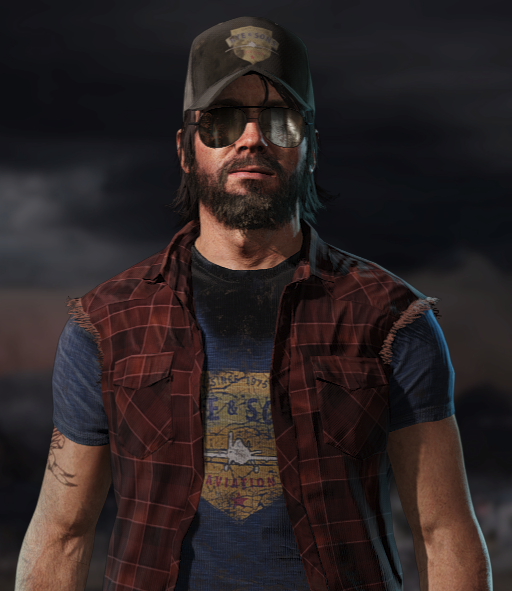 Nick Rye Far Cry Wiki Fandom