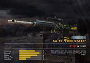 Fc5 weapon sa50 whitetail