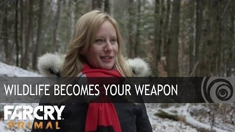 Far Cry Primal – Дикая природа станет вашим оружием RU