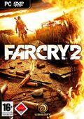 Far Cry 2 cover