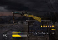 Fc5 weapon mp34rye scope reflex