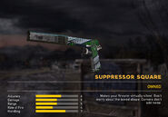 Fc5 weapon 1911aerial barrel supps