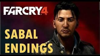 Far Cry 4 - Kill Sabal + Spare Sabal + Where to find Sabal after sparing him