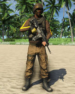 Privateer Recruit
