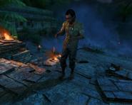 Far Cry 3 Убийство Цитры Дэннисом Роджерсом (4)