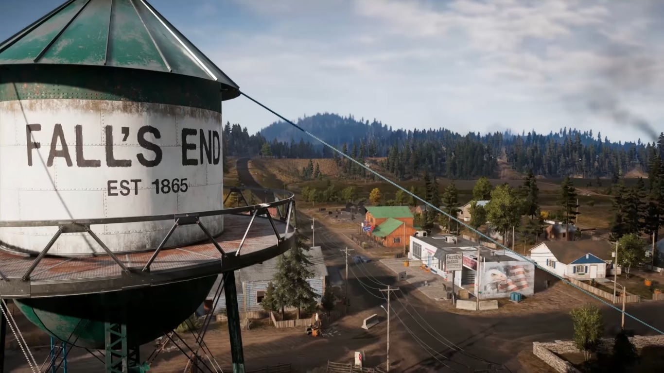 Fall S End Far Cry Wiki Fandom