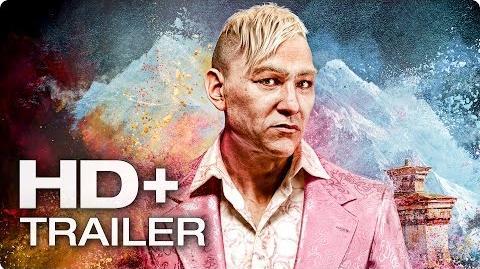 FAR CRY 4 Extended Trailer Deutsch German 2014 HD+