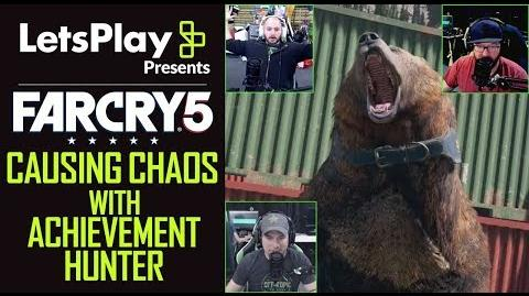 Far Cry 5 Causing Chaos With Achievement Hunter Let's Play Presents Ubisoft NA