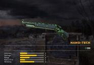 Fc5 weapon 1887t skin greendigi