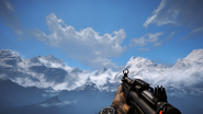 FC4 MP5 First-Person View