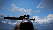 FC4 MP34 Iron Sights