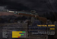 Fc5 weapon ms16 scopes tactical