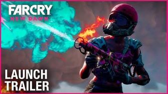 Far Cry New Dawn Launch Gameplay Trailer Ubisoft NA-0