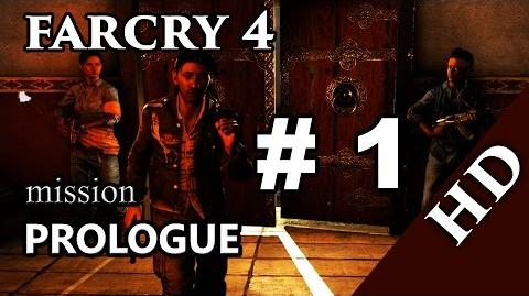 Far Cry 4 Game-play Part 1 - Prologue + Giveaway (PC )