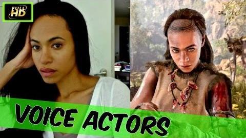 Far Cry Primal Voice Actors voiceActors