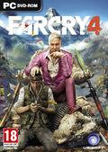 Far Cry 4 Box Art PC