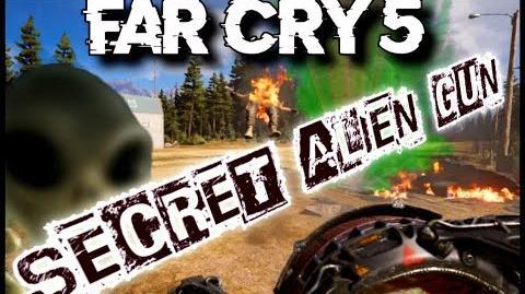 Far Cry 5 How to Get Secret Alien Gun the Magnopulser - Walkthrough