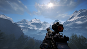 FC4 Trooper First-Person View