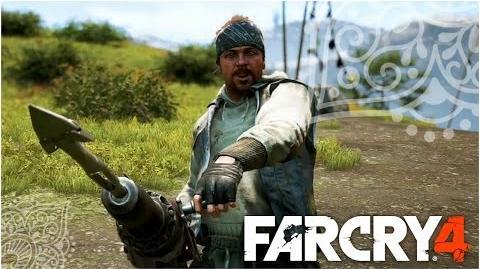 Возвращение Хёрка! Far Cry 4 RU