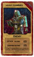 FC3BD card Heavy Flammer