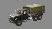 Cargo Truck Military