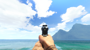 FC3 D50 Iron Sights