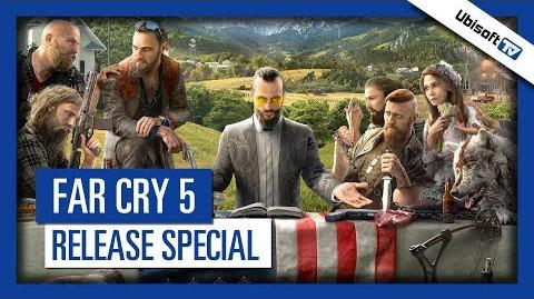 Far Cry 5 - Release Special Ubisoft-TV DE