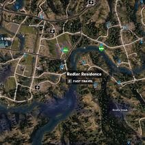 RedlerResidence-Map
