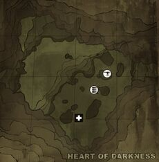 Heart Of Darkness map