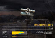 Fc5 weapon d50 scopes marksman