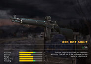 Fc5 weapon ms16tr scopes reddot