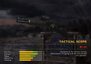 Fc5 weapons 4570t optic tactical