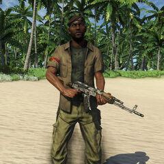 Pirate Assaulter Elite
