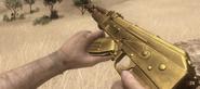 FC2 Золотой АК-47 (перезарядка)