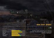 Fc5 weapons 4570t optic reddot