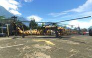 FC3 Вертолёт для Райли