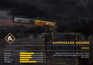 Fc5 weapon 1911gold barrel supps