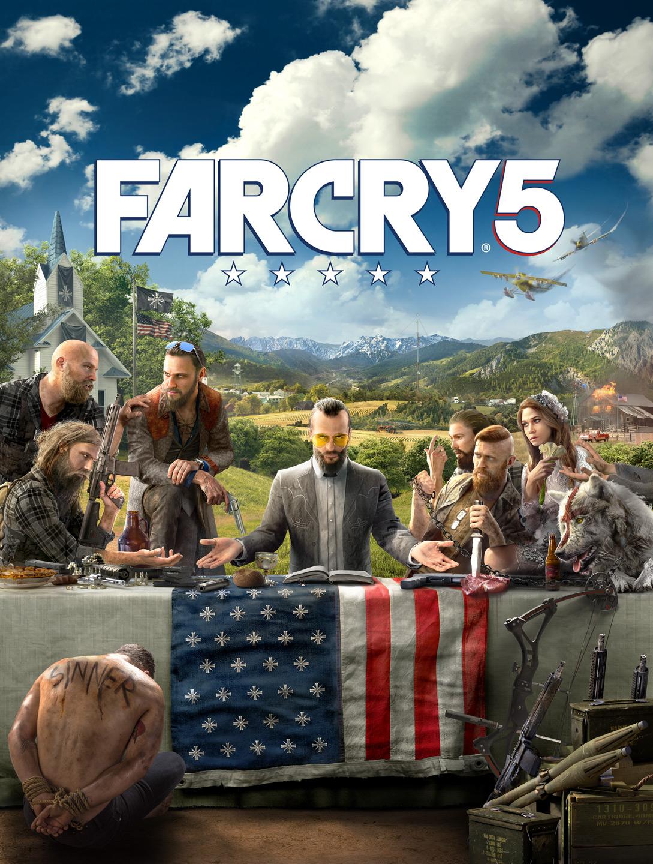 Far Cry 5 Far Cry 5