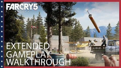 Far Cry 5 Extended Gameplay Walkthrough Ubisoft US